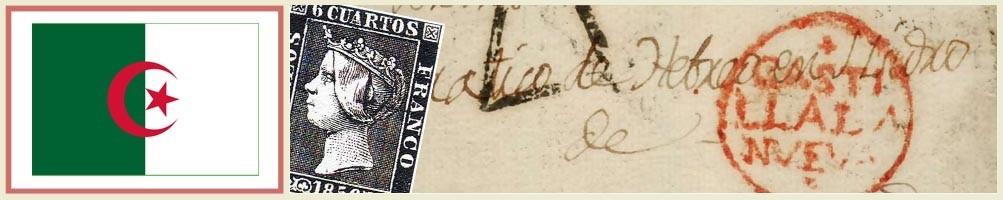 Algerian Philately - numismaticayfilatelia.com