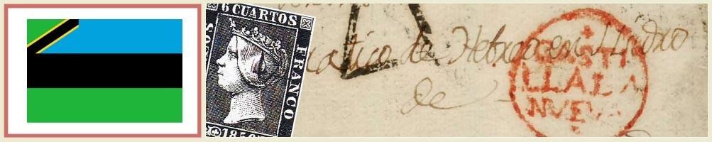 Filatelia de Zanzíbar - numismaticayfilatelia