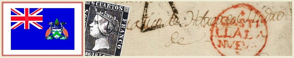 Ascension Philately - numismaticayfilatelia.com