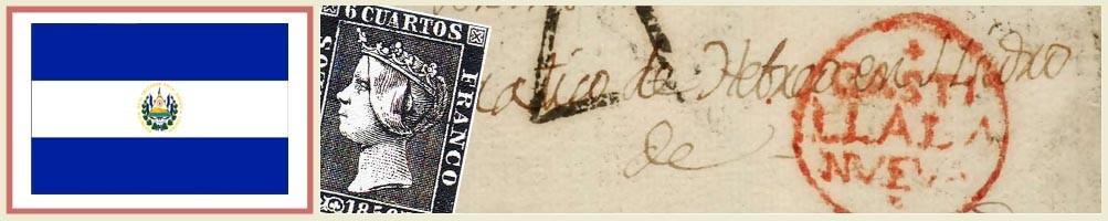 Philately of El Salvador - numismaticayfilatelia.com