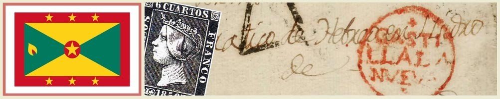 Philately of Granada - numismaticayfilatelia.com