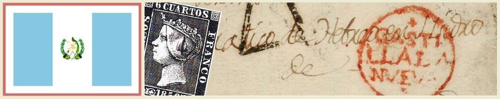 Philately of Guatemala - numismaticayfilatelia.com