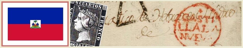 Philately of Haiti - numismaticayfilatelia.com