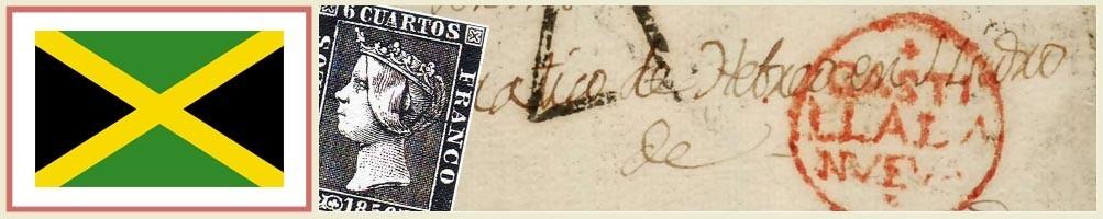 Philately of Jamaica - numismaticayfilatelia.com