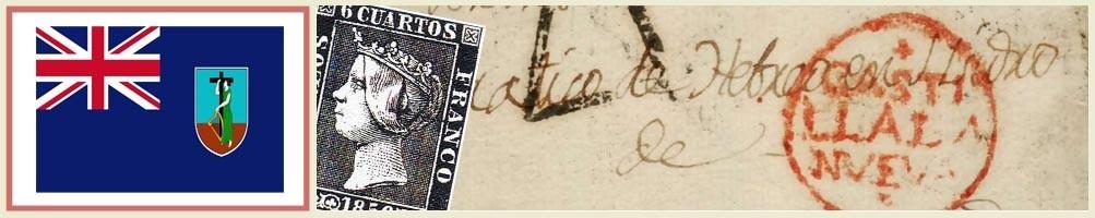 Philately of Montserrat - numismaticayfilatelia.com