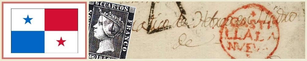 Panama Philately - numismaticayfilatelia.com