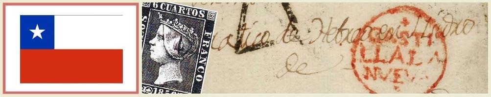 Philately of Chile - numismaticayfilatelia.com