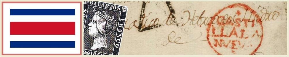 Costa Rican Philately - numismaticayfilatelia.com