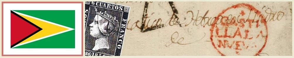 Guyana Philately - numismaticayfilatelia.com