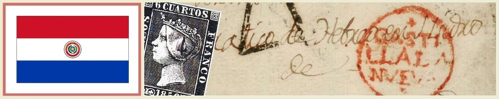 Philately of Paraguay - numismaticayfilatelia.com