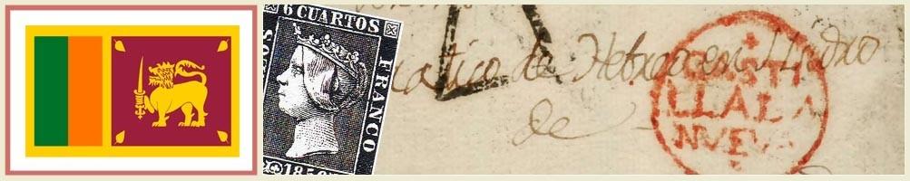 Sri Lankan Philately - numismaticayfilatelia.com
