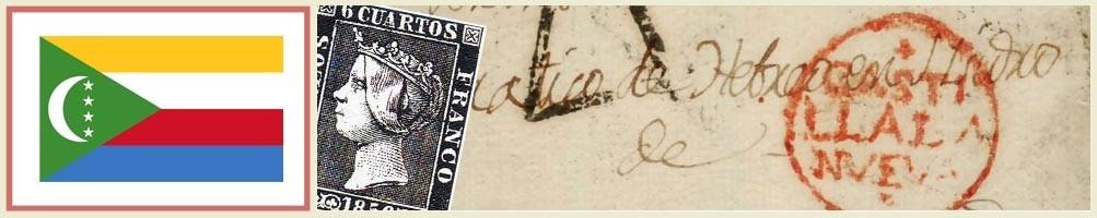 Comoros Philately - numismaticayfilatelia.com