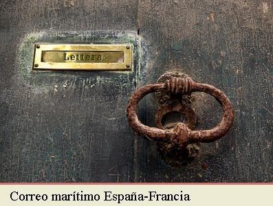 PRIMEROS APORTES EPISTOLARES SOBRE LA VIA DE MAR ENTRE ESPAÑA Y FRANCIA
