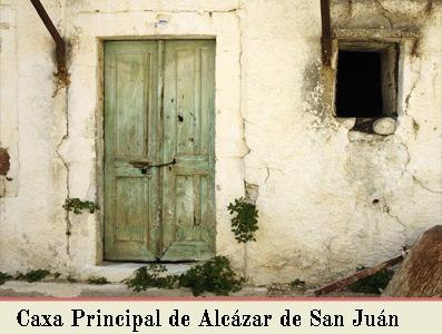 CAXA PRINCIPAL DEL REINO DE ALCÁZAR DE SAN JUAN